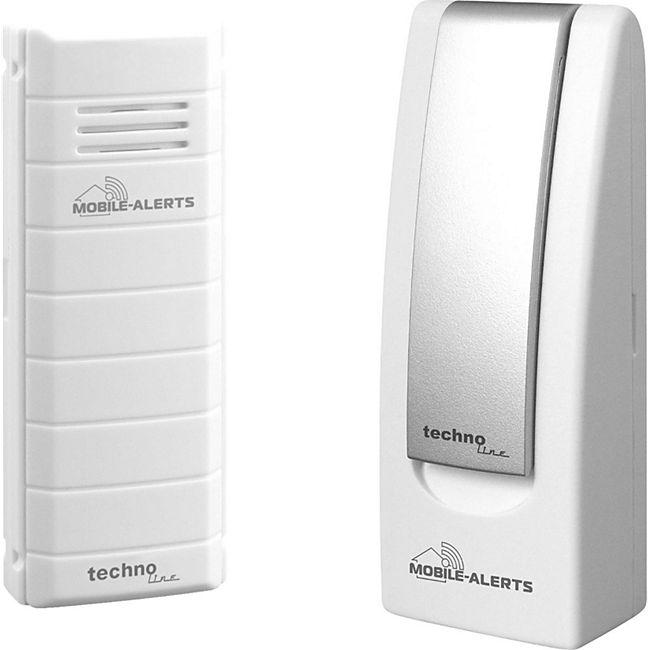TechnoLine MA 10001 - Set Gateway Basisstation inkl. Temperaturmelder - Bild 1