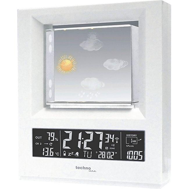 TechnoLine WS 6620 Wetterstation - Bild 1