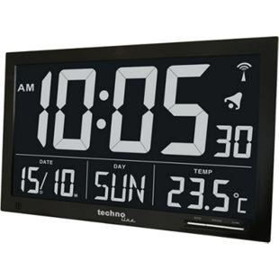 TechnoLine WS 8007 Funkwanduhr mit Jumbo LCD - Bild 1
