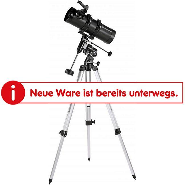 Bresser Pluto 114/500 EQ Teleskop - Bild 1