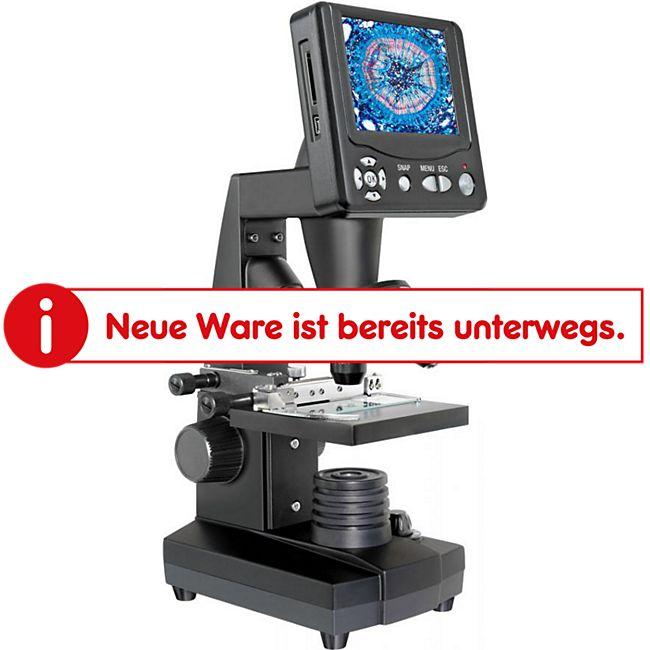 "Bresser LCD-Mikroskop 8.9cm (3.5"") - Bild 1"