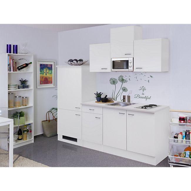 Flex-Well Küchenzeile G-210-1602-000 Wito 210 cm - Bild 1