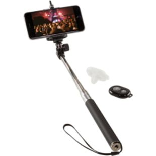 LogiLink BT0034 Bluetooth Selfie Monopod mit separatem Fernauslöser - Bild 1