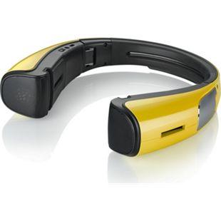 Spiffy iStage faltbarer Bluetooth Lautsprecher - gelb - Bild 1