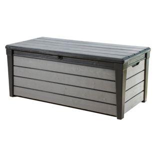 Keter Brushwood Box 455 Liter, anthrazit - Bild 1