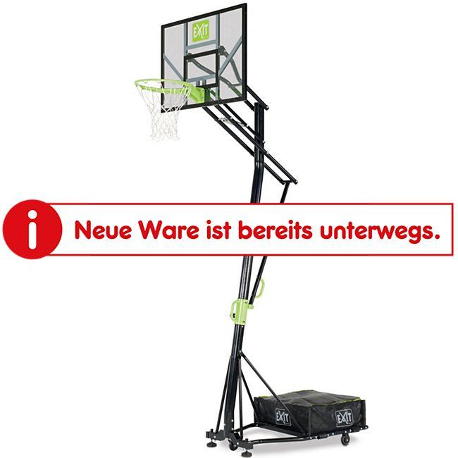 EXIT Galaxy Portable Basketballkorb - Bild 1
