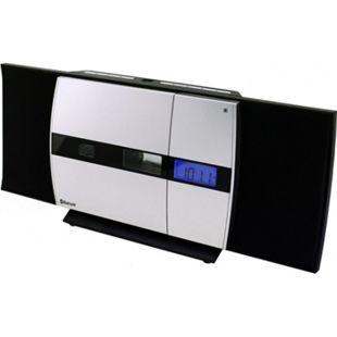 Soundmaster DISC5000 Bluetooth Design-Stereo-Anlage zur Wandmontage mit CD-MP3 - Bild 1