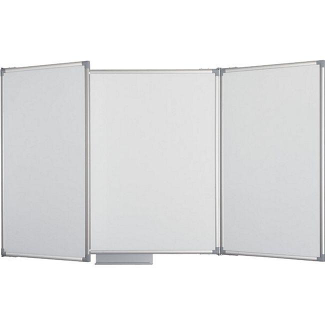 MAUL Whiteboard-Klapptafel MAULpro - 100 x 120 cm - Bild 1