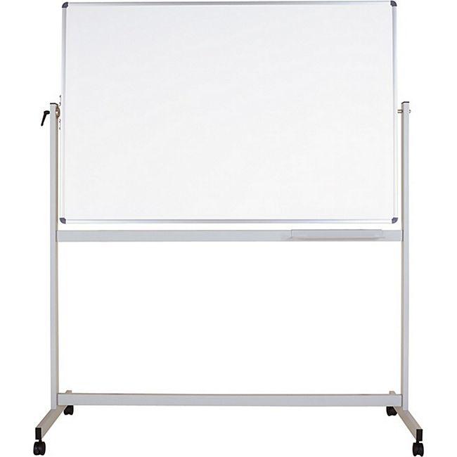 MAUL Mobiles Whiteboard MAULstandard, drehbar - 100 x 150 cm - Bild 1