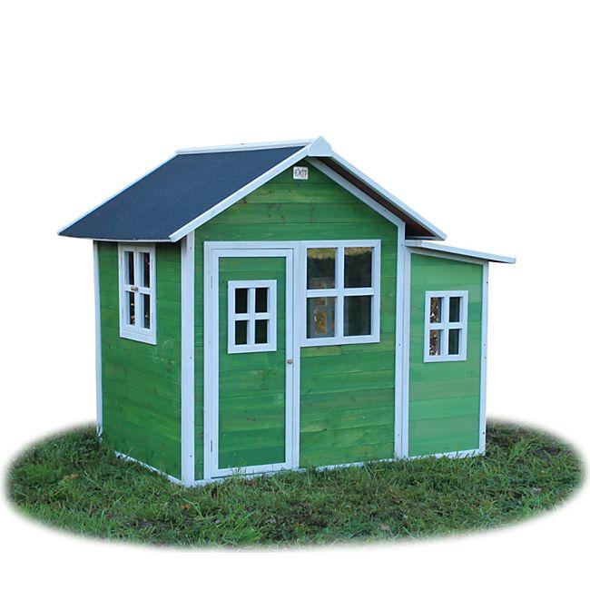 EXIT Loft 150 Holzspielhaus Grün - Bild 1