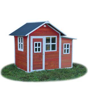 EXIT Loft 150 Holzspielhaus Rotbraun - Bild 1