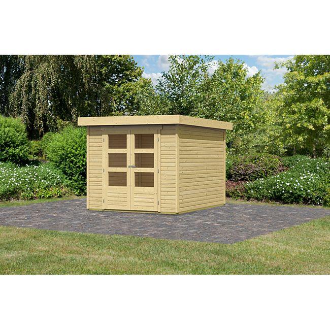 Woodfeeling Askola 3 Gartenhaus - Bild 1