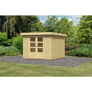 Woodfeeling Askola 5 Gartenhaus - Bild 1