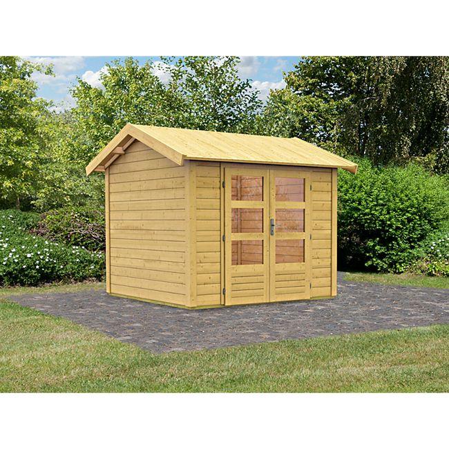 Woodfeeling Tastrup 3 Gartenhaus - Bild 1