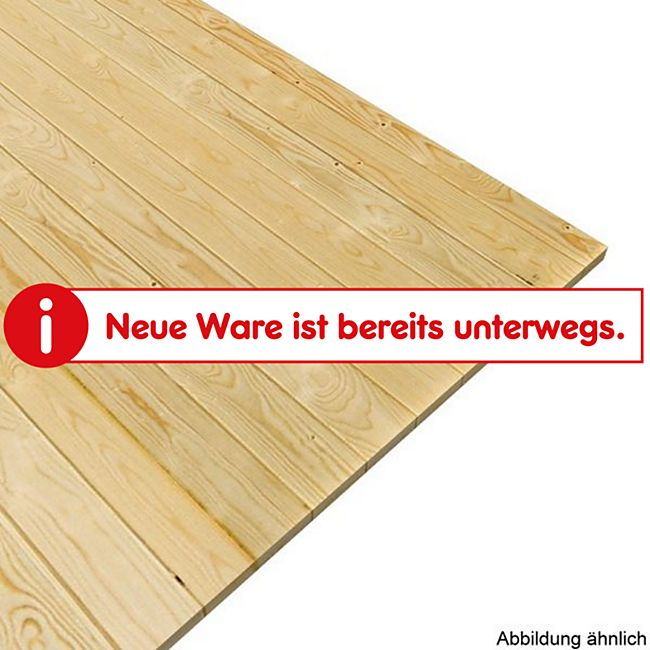 Woodfeeling Fußboden für Sockelmaß 238 cm x 213 cm - Bild 1
