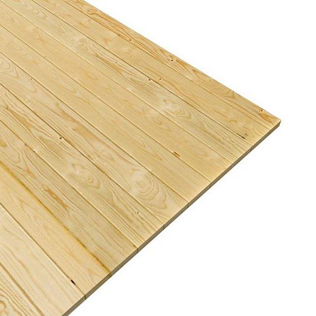 Woodfeeling Fußboden für Sockelmaß 490 cm x 390 cm - Bild 1