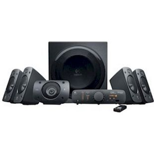 Logitech Z906 5.1 Surround Sound System - Bild 1