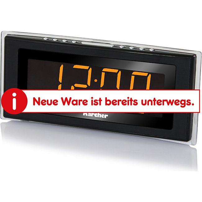 Karcher UR 1080 Radiowecker mit extragroßem Display - Bild 1