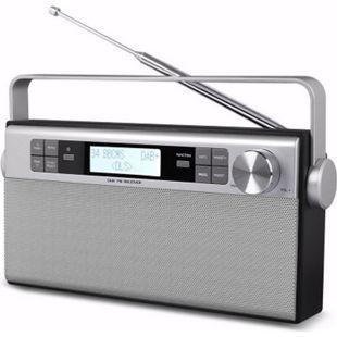 Soudmaster DAB650SI DAB+/UKW-PLL Radio mit Akku - Bild 1