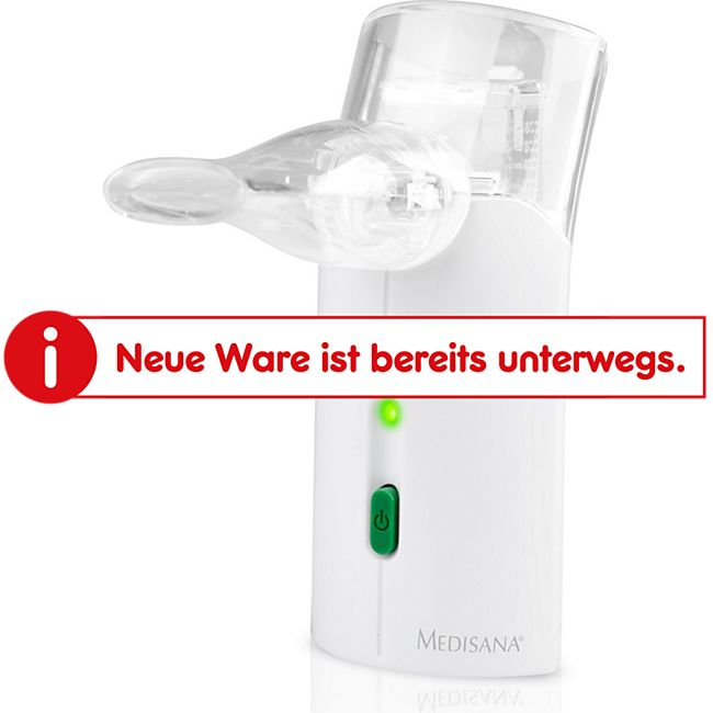 Medisana USC Ultraschall-Inhalator, weiß - Bild 1