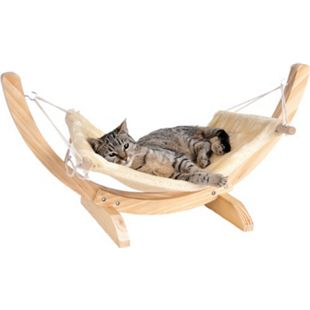Silvio Design Cat Relax Katzenliege beige - Bild 1