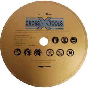 Cross Tools Diamantscheibe 230 mm x 2 mm x 22,23 mm - Bild 1