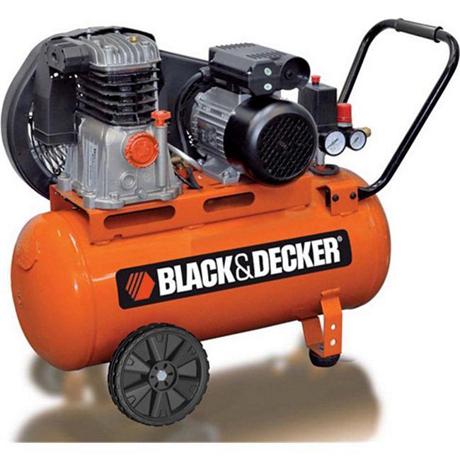 Black & Decker BD220/50-2 Kompressor - Bild 1