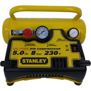 Stanley DN55/8/5 Kompressor - Bild 1
