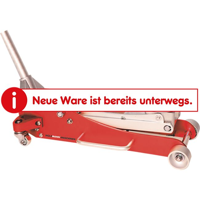 Holzmann RWH180ALU Rangierwagenheber - Bild 1
