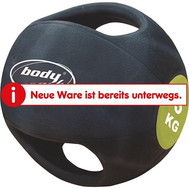 Medizinball mit 2 Handgriffen 3 kg - Bild 1
