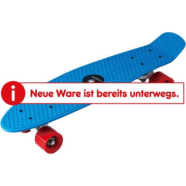 PP Skateboard 22''x5 7/8'' ABEC5, PVC 55x45mm wheel blau - Bild 1