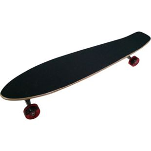 Longboard single kick deck 38,5'' - Bild 1