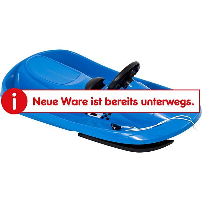 Hamax Sno Formel Lenkschlitten light blue - Bild 1