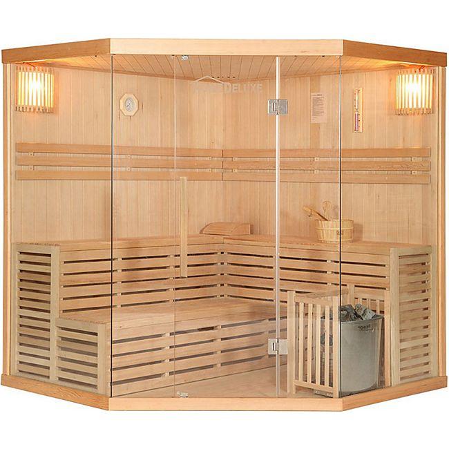 Home Deluxe 2982 Skyline XL BIG Sauna, inkl. 8 kW Saunaofen - Bild 1