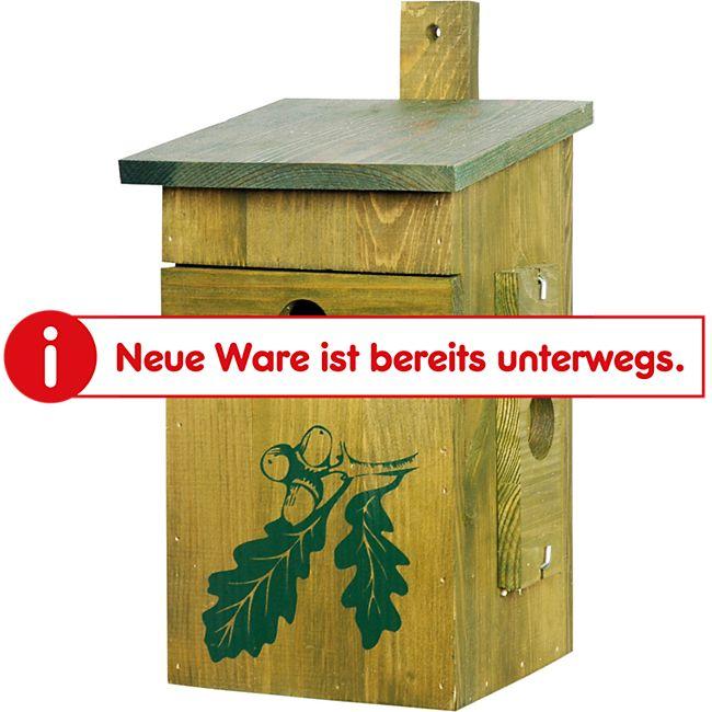Dobar Eiche Nistkasten Camouflage-Design - Bild 1