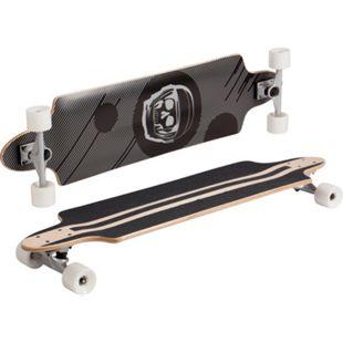 """SPORTPLUS Longboard – Concave Double Kick """"outaspace"""" SP-SB-113 - Bild 1"""