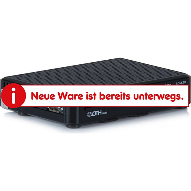 Opticum SLOTH mini digitaler HD Satelliten Receiver - Bild 1