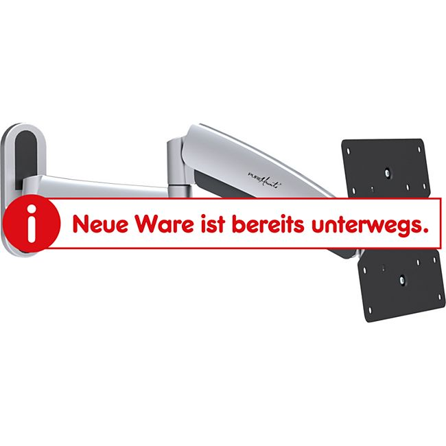 PureMounts PM-MOVE-37B TV-Wandhalterung - Move 23-42'' - Bild 1