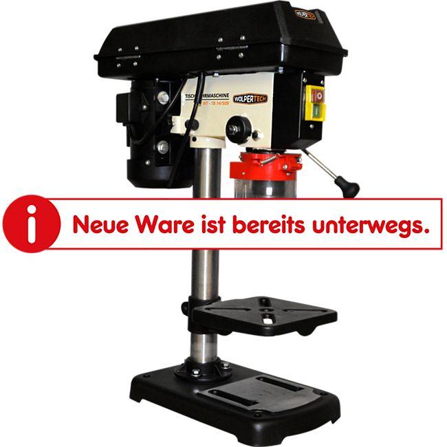 Wolpertech WT-TB 14/509 Tischbohrmaschine - Bild 1