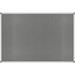 MAUL Pinnboard MAULstandard Textil, 60 x 90 cm  - grau - Bild 1