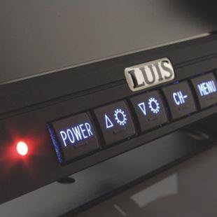 LUIS R7-S Rückfahrsystem mit automatischer Shutter Kamera - Bild 1