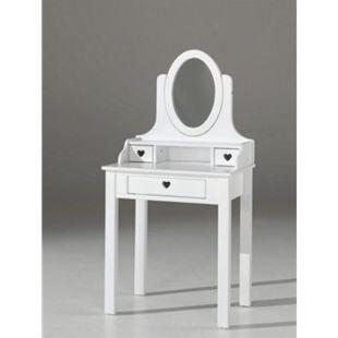 Vipack Schminktisch Amori mit Spiegelaufsatz - Bild 1