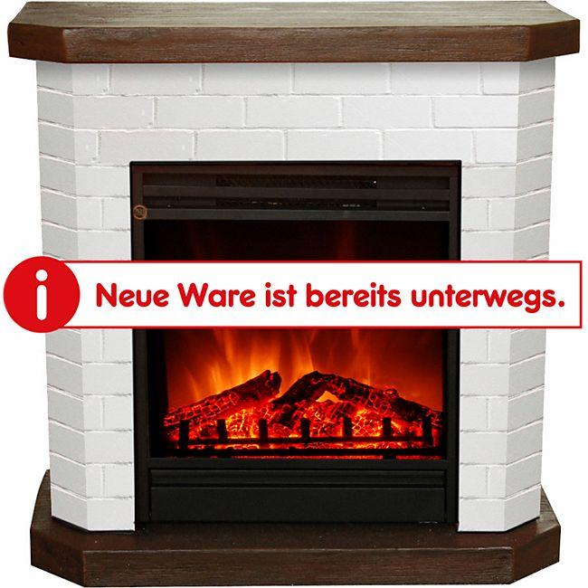El Fuego Elektrokamin Kiel, weiß - Bild 1