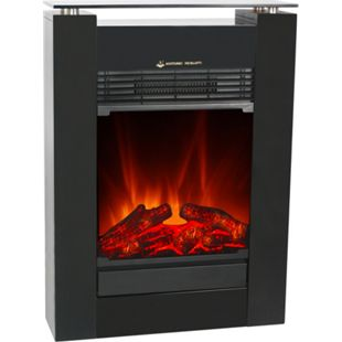 El Fuego Elektrokamin Tessin, schwarz - Bild 1