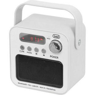 Trevi DR 750 BT tragbares Radio - weiß - Bild 1