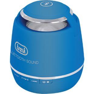 Trevi XP 71 BT Bluetooth-Lautsprecher - blau - Bild 1