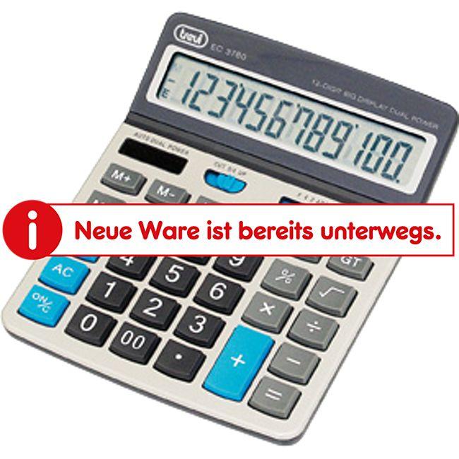 Trevi EC 3780 Taschenrechner - Bild 1