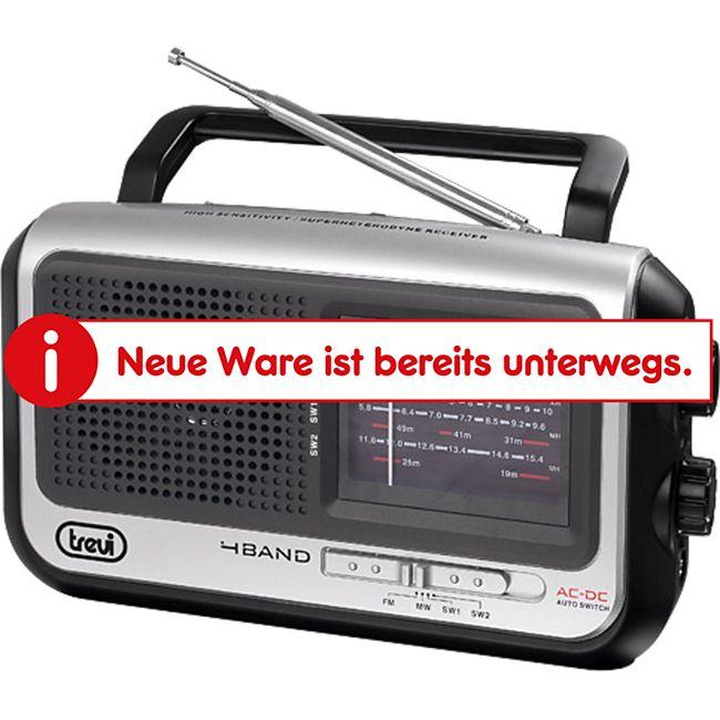 Trevi MB 748 W tragbares FM-MW-SW 1- SW 2 Radio - Bild 1