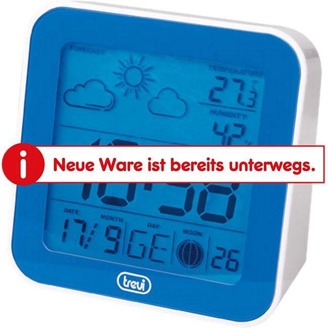 Trevi ME 3105 Wetterstation - blau - Bild 1