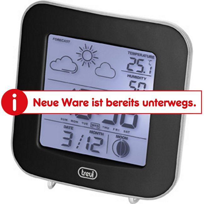 Trevi ME 3106 Wetterstation - schwarz - Bild 1